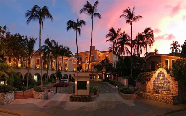 Hotel Playa Mazatlán en Zona Dorada