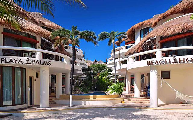 Playa Palms Beach Hotel en Playa del Carmen