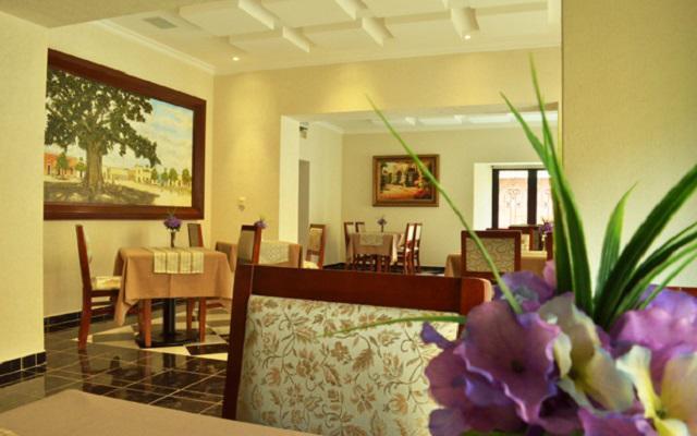 Restaurante del Hotel Plaza Colonial
