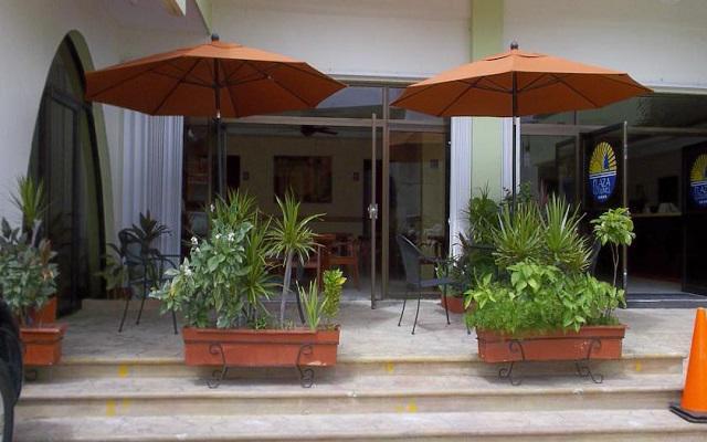 Hotel convenientemente ubicado en el centro de Cozumel