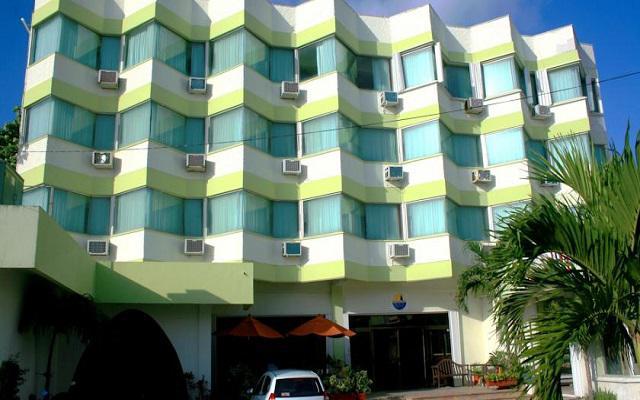 Hotel Plaza Cozumel en Cozumel Centro