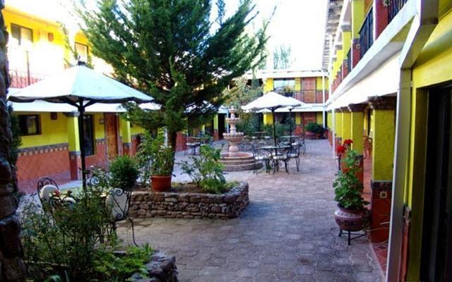 Plaza Mexicana Margaritas en Creel