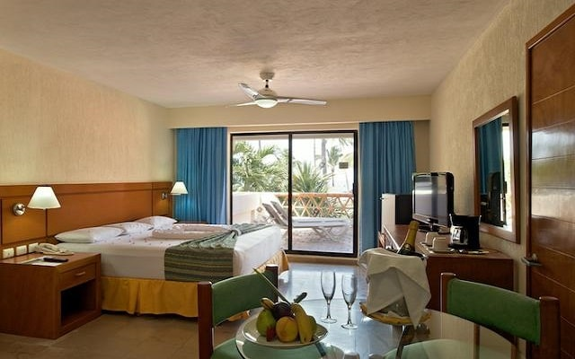 Plaza Pelícanos Grand Beach Resort, habitaciones bien equipadas
