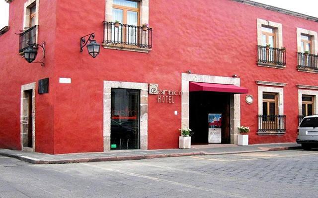 Pórtico Hotel Cultural en Morelia Ciudad