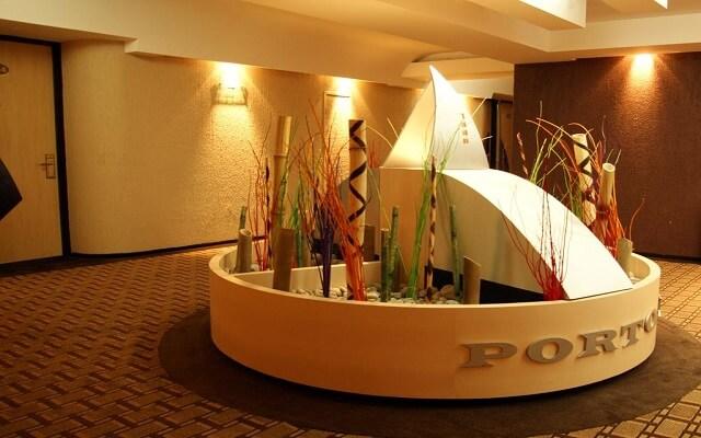Porto Novo Hotel & Suites, sitio ideal para viajeros de negocios