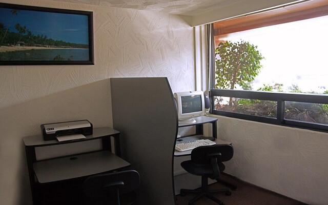 Porto Novo Hotel & Suites, centro de negocios