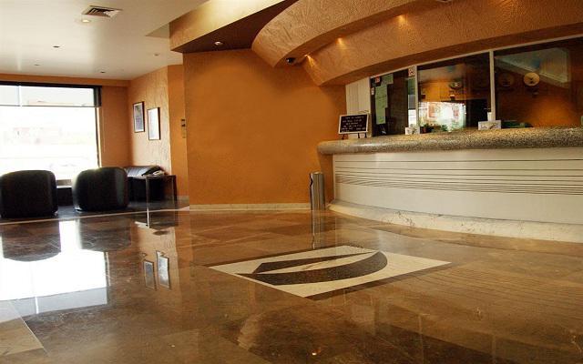 Porto Novo Hotel & Suites, atención personalizada desde el inicio de tu estancia