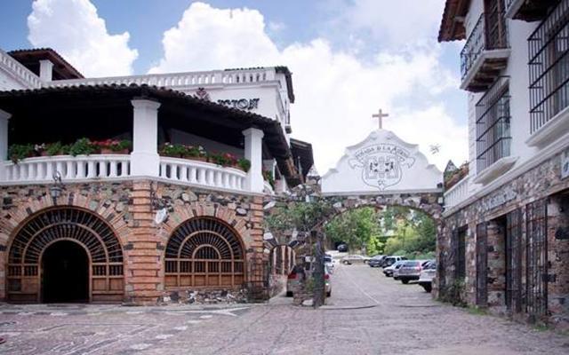 Posada de la Misión-Hotel Museo Jardín en Taxco Ciudad