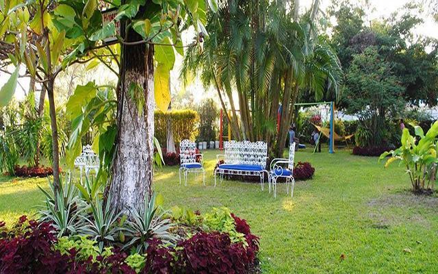Hotel Posada Koniapan, agradables espacios rodeados de  jardines