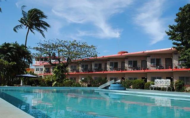 Hotel Posada Koniapan, disfruta de su alberca al aire libre con chapoteadero