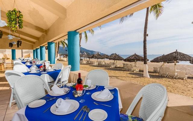 Posada Real Ixtapa, Restaurante Tropicana