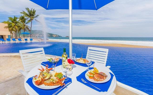 Posada Real Ixtapa, tus comidas en ambientes de lujo