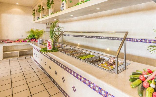 Posada Real Ixtapa, gastronomía de calidad