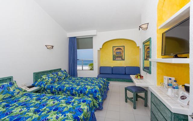 Posada Real Ixtapa, habitaciones cómodas y acogedoras