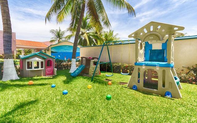 Posada Real Ixtapa, área de juegos para niños