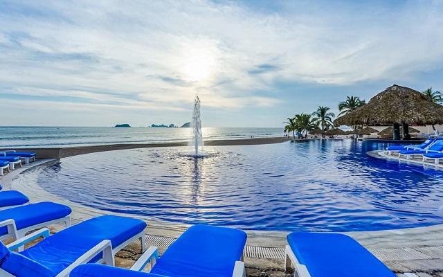 Posada Real Ixtapa, sitios llenos de confort