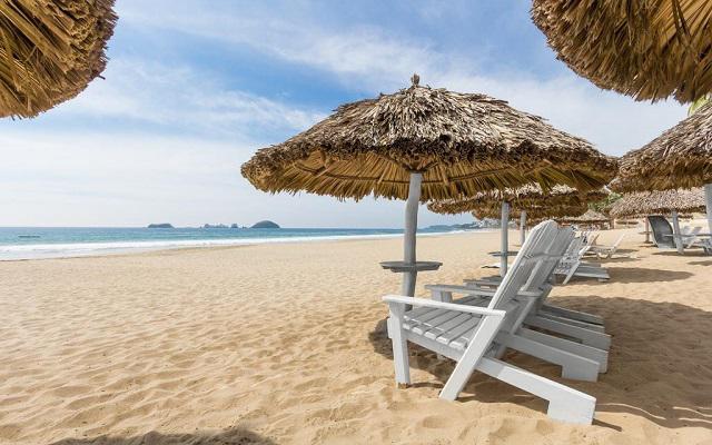 Posada Real Ixtapa, amenidades para que disfrutes la playa