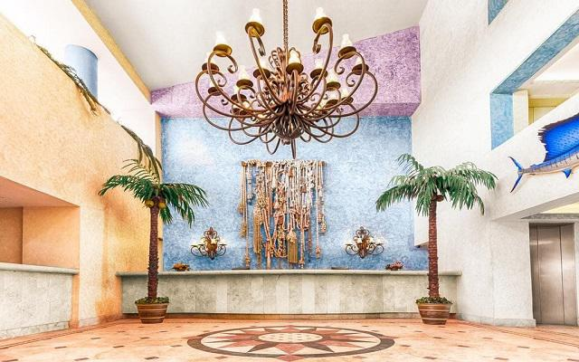 Posada Real Ixtapa, recepción