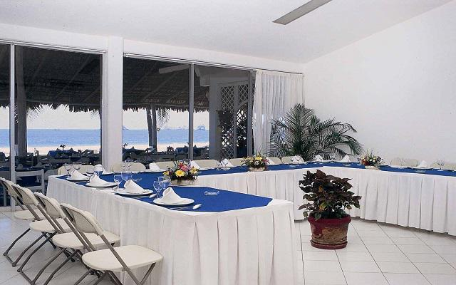 Posada Real Ixtapa, sala de juntas