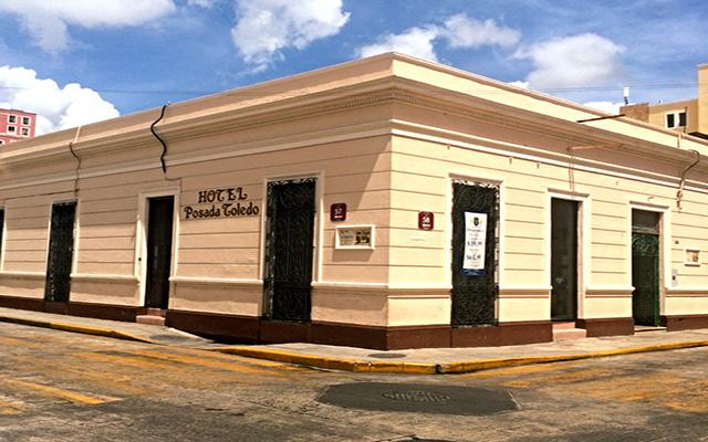 Posada Toledo and Galeria en Mérida Centro