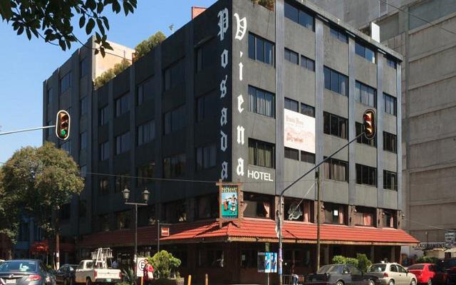 Posada Viena Hotel en Zona Rosa