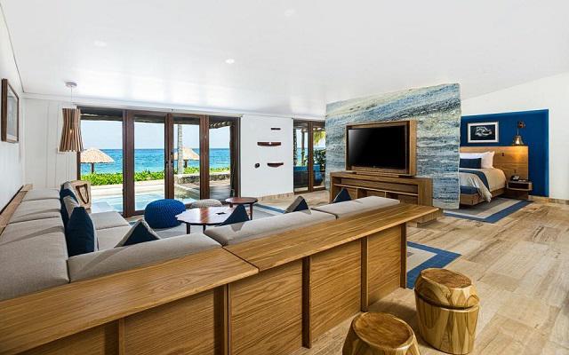 Presidente Intercontinental Cozumel Resort, habitaciones con todas las amenidades