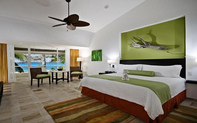 Presidente Intercontinental Cozumel Resort, decoración de lujo