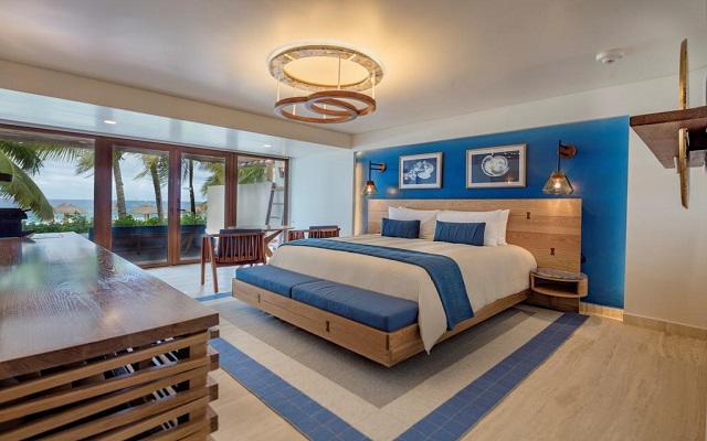 Presidente Intercontinental Cozumel Resort, ambientes llenos de confort