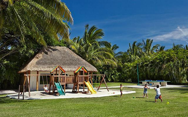 Presidente Intercontinental Cozumel Resort, club de niños