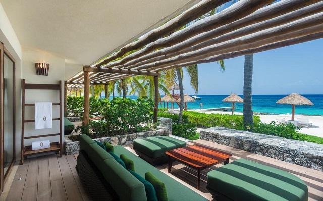 Presidente Intercontinental Cozumel Resort, sitios increíbles