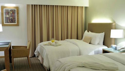 Habitación doble del hotel Presidente Intercontinental Puebla