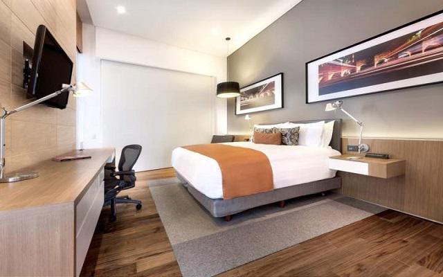 Presidente Intercontinental Santa Fe, ambientes diseñados para tu descanso