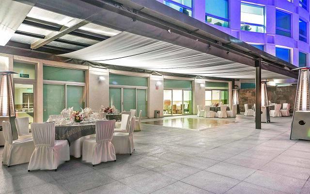 Presidente Intercontinental Santa Fe, hermoso salón para tu celebración