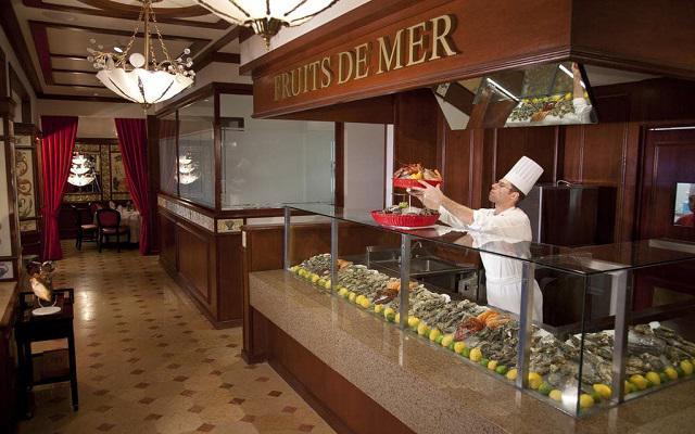 Presidente Intercontinental Santa Fe, gastronomía de calidad