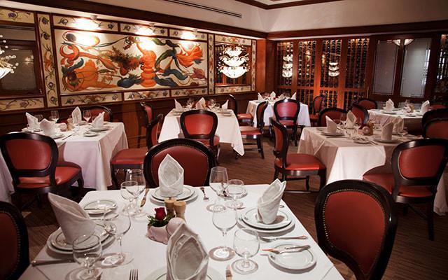 Presidente Intercontinental Santa Fe, Restaurante Au Pied de Cochon