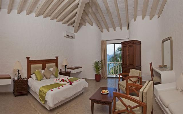 Punta Serena, habitaciones bien equipadas