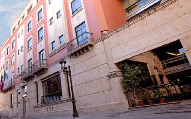 Quality Inn Aguascalientes en Aguascalientes Ciudad