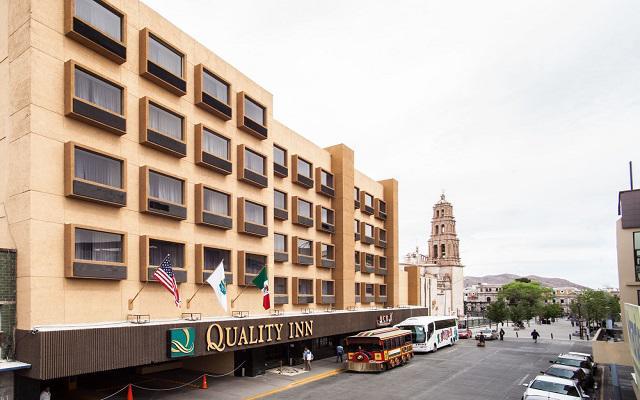 Quality Inn Chihuahua San Francisco en Chihuahua Ciudad