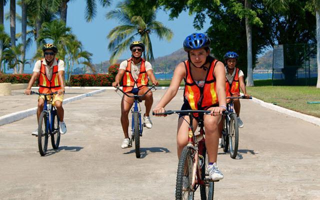 Hotel Qualton Club Ixtapa, actividades para disfrutar en familia