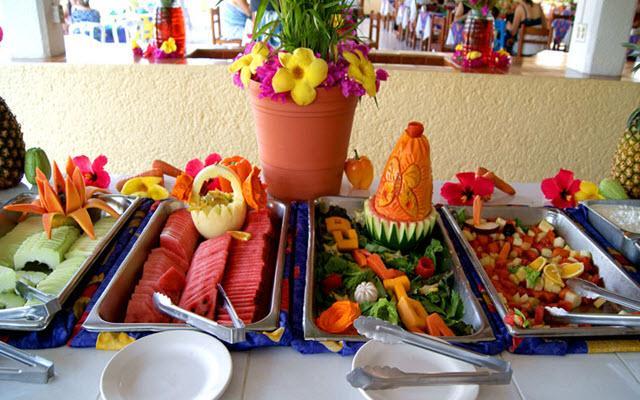 Hotel Qualton Club Ixtapa, gastronomía de calidad