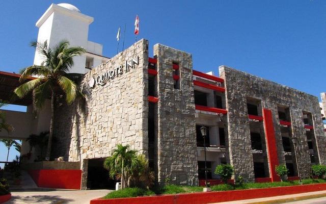 Quijote Inn Mazatlán en Zona Dorada