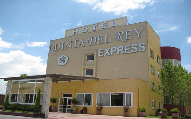 Hotel Quinta Del Rey Express en Toluca Ciudad