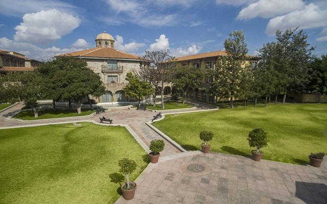 Hotel quinta real aguascalientes ofertas hoteles en for Jardin quinta real cd obregon