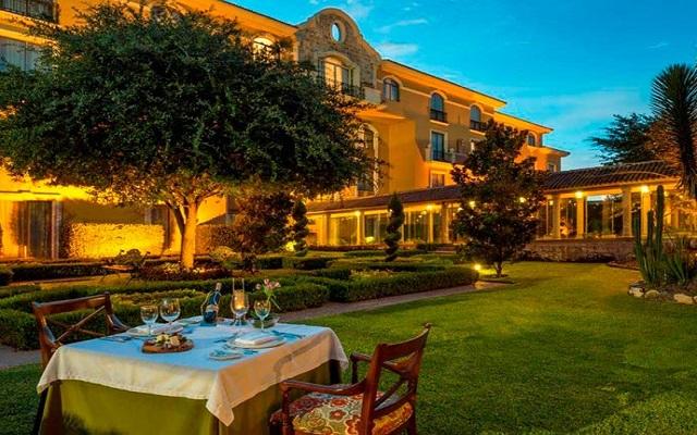 Hotel quinta real saltillo ofertas de hoteles en saltillo for Jardin quinta real cd obregon