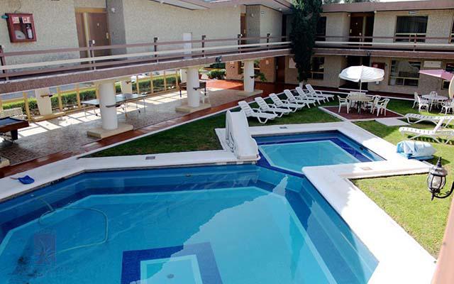 Hotel Quinta Rivera en Actopan