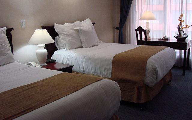 Radisson Hotel Del Rey Inn Toluca, espacios diseñados para tu descanso