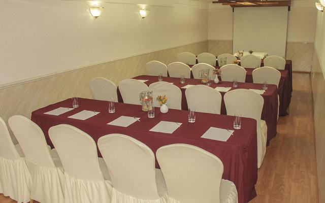 Radisson Hotel Del Rey Inn Toluca, sala de juntas