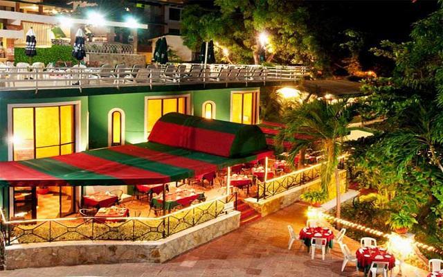 Hotel Real Bananas Todo Incluido, Restaurante Dominico's