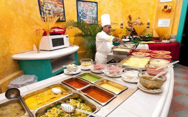 Hotel Real Bananas Todo Incluido, ricas opciones para tus comidas