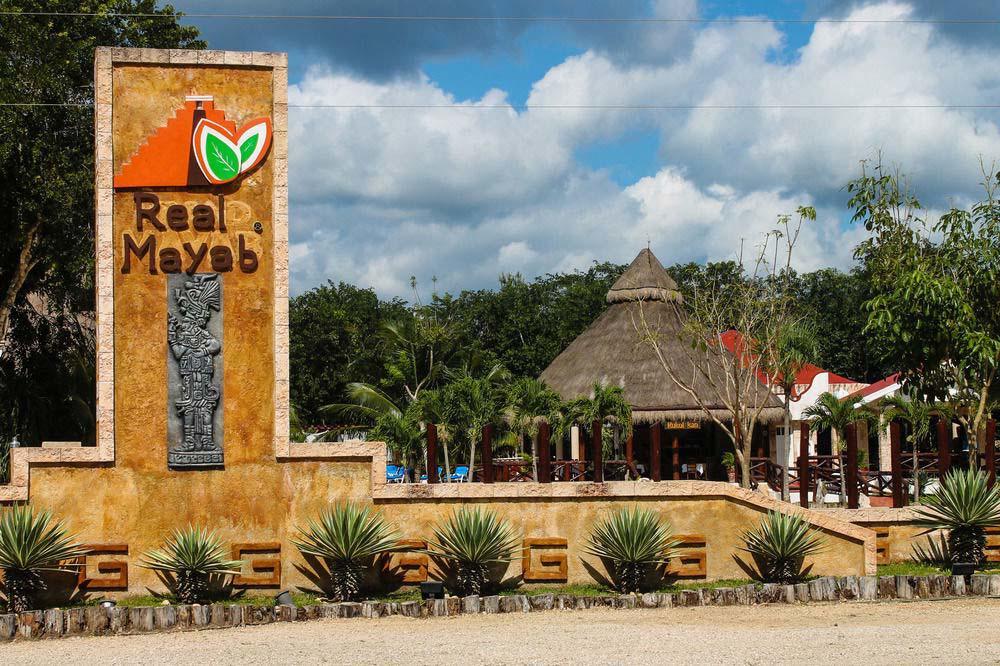 Hotel Real Mayab en Kaua